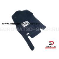 Текстильные 5D коврики с высоким бортом Euromat3D в салон для Subaru Outback (2010-) № EM5D-004704