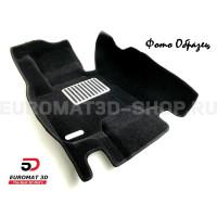 Текстильные 5D коврики с высоким бортом Euromat3D в салон для Toyota Camry V40 (2006-2011) № EM5D-005104
