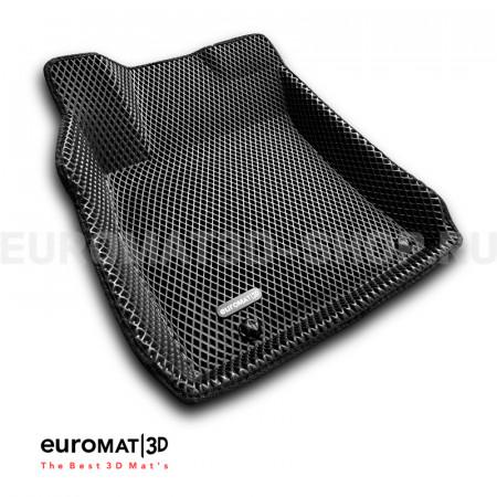 3D коврики Euromat3D EVA в салон для Kia Ceed (2018-) № EM3DEVA-002902
