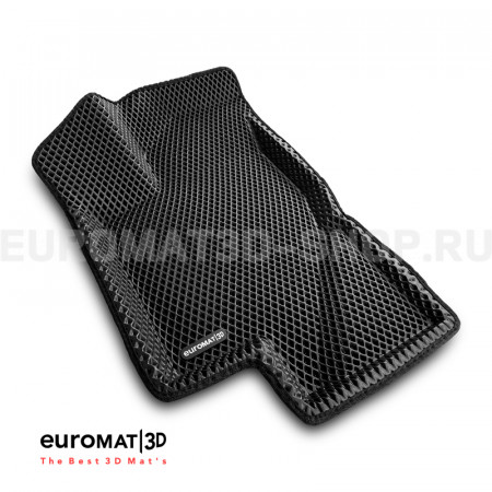 3D коврики Euromat3D EVA в салон для Lada Granta (2014-) № EM3DEVA-005310