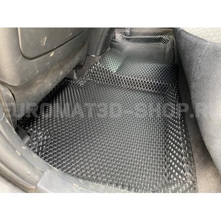 3D коврики Euromat3D EVA в салон для Toyota Camry V40 (2006-2011) № EM3DEVA-005104