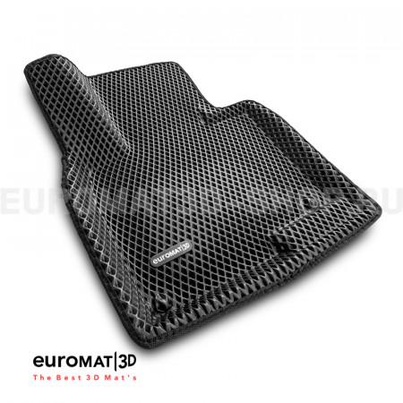 3D коврики Euromat3D EVA в салон для Mazda CX-5 (2017-) № EM3DEVA-003414