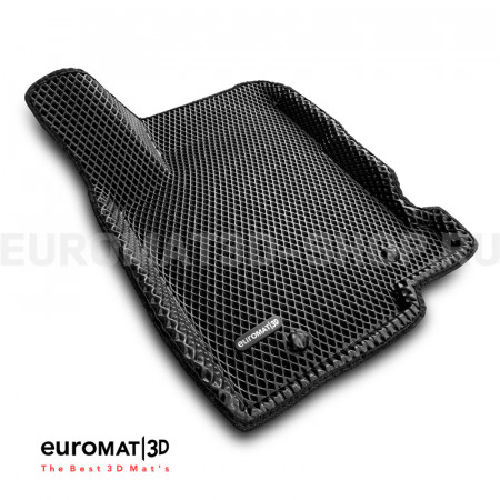 3D коврики Euromat3D EVA в салон для Lexus NX (2014-) № EM3DEVA-003211