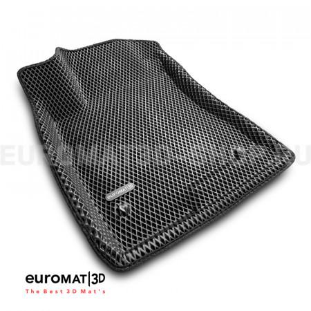 3D коврики Euromat3D EVA в салон для Haval H6 (2017-) № EM3DEVA-001405