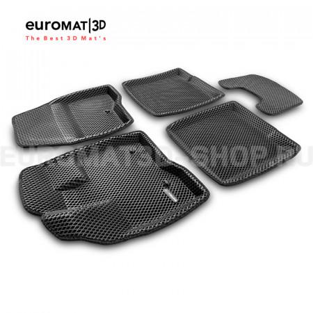 3D коврики Euromat3D EVA в салон для Ford Explorer (2011-2014) № EM3DEVA-002218