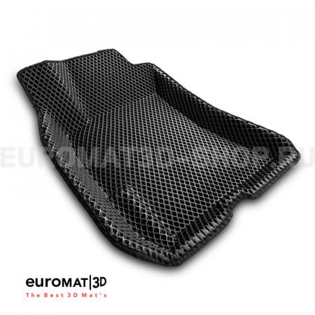 3D коврики Euromat3D EVA в салон для Subaru Legacy (2002-2009) № EM3DEVA-004707