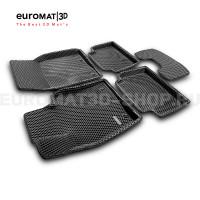 3D Коврики Euromat3D EVA В Салон Для Mazda CX-30 (2021-) № EM3DEVA-003400