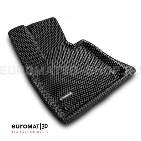 3D Коврики Euromat3D EVA В Салон Для VOLVO XC 60 (2018-) № EM3DEVA-005502