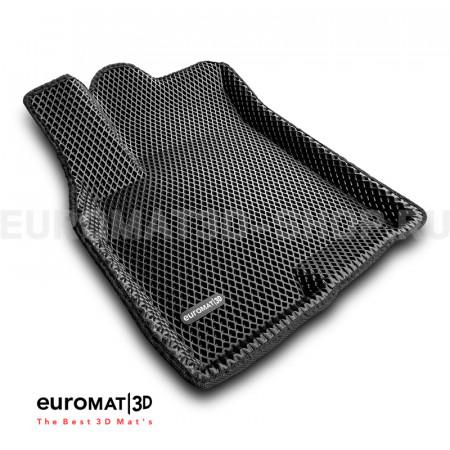 3D Коврики Euromat3D EVA В Салон Для CHERY Tiggo 8 (2019-) № EM3DEVA-001422