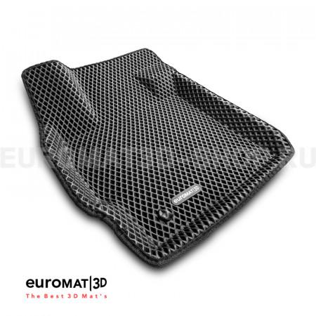 3D коврики Euromat3D EVA в салон для Mazda CX-7 (2006-2014) № EM3DEVA-003409