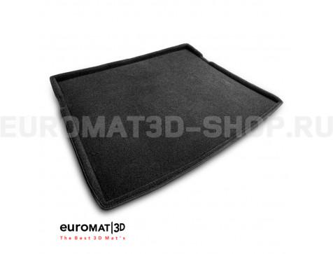 Текстильный 3D Коврик Euromat в багажник Для Volkswagen Tiguan (2017-) № EMT3D-005415