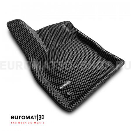 3D коврики Euromat3D EVA в салон для Volkswagen Taos (2021-) № EM3DEVA-004501