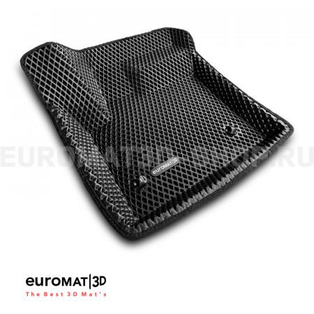 3D коврики Euromat3D EVA в салон для Land Rover Range Rover Evoque (2019-) № EM3DEVA-003110
